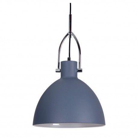 Lámpara techo SIMAT gris
