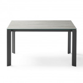 Mesa ext. LISA 140 Antracita/Blaze grey