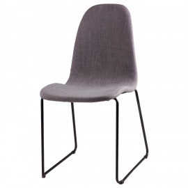 Silla HELENA gris light