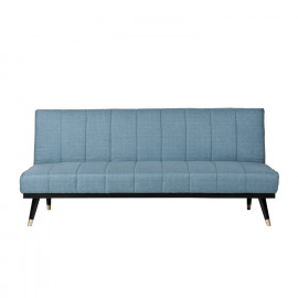Sofá cama MADRID azul