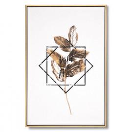 Cuadro GOLDEN PLANT 40x60