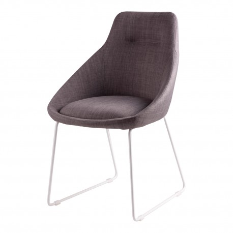 Silla ALBA gris light