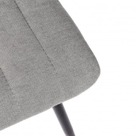 Silla XENA gris light