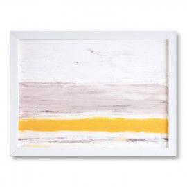 Cuadro BEACH blanco 40x30