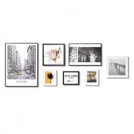 Collage NEW YORK