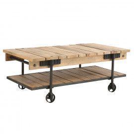 Mesa centro SAMAR madera