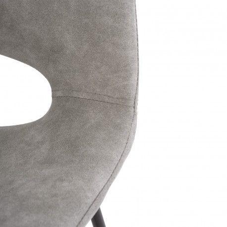 Taburete ROWAN gris light