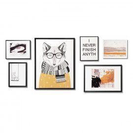 Collage FOX