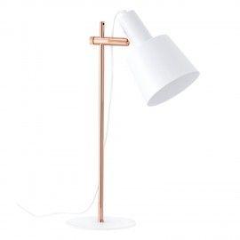 Lámpara sobremesa ESTEL blanco
