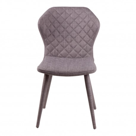 Silla AVERY gris light