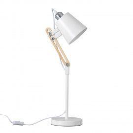 Lámpara sobremesa ANTIA blanco
