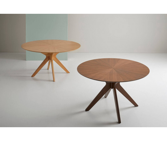 Mesas madera para comedor y cocina, elegantes y modernas - somcasa